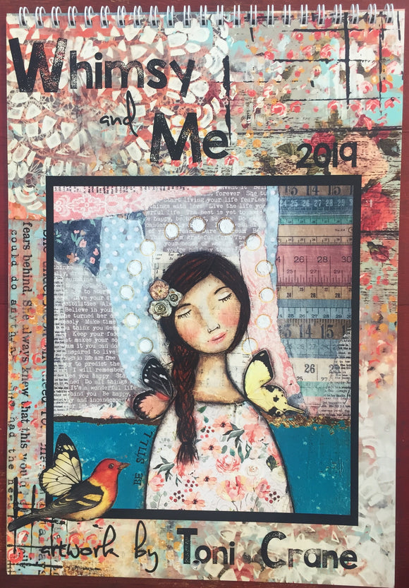 Whimsy and Me 2019 Calendar