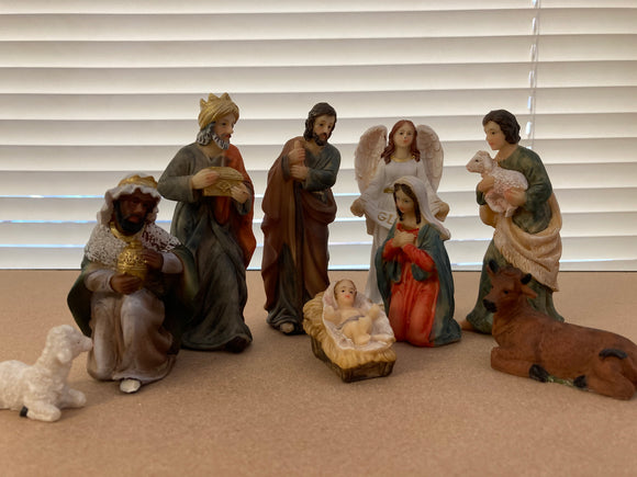 Nativity Pieces