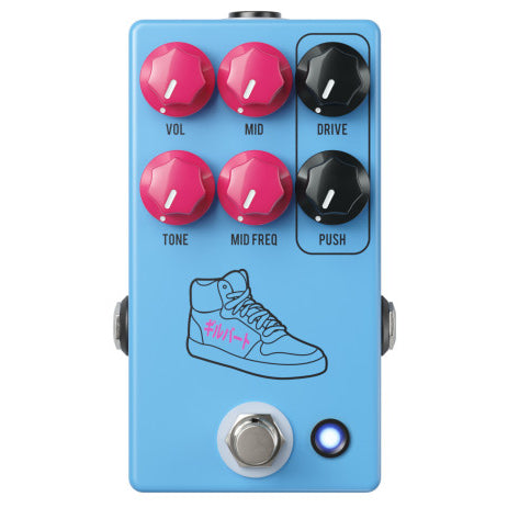 JHS PG-14 Paul Gilbert Distortion Effektpedal