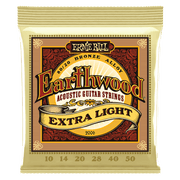 Ernie Ball 2006 Earthwood 80/20 Bronze Light 10-50 Saitensatz