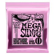 Ernie Ball 2213 Mega Slinky 10,5-48 Nickel plated steel Saitensatz