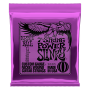 Ernie Ball 2620 7-String Power Slinky 11-58 Nickel plated Steel Saitensatz