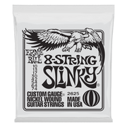 Ernie Ball 2625 8-String Slinky 10-74 Nickel plated Steel Saitensatz