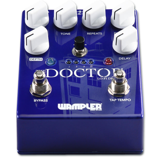 Wampler The Doctor Lo-Fi Ambient Delay Effektpedal