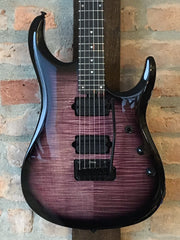 Sterling by Music Man JP150DFM John Petrucci Signature Eminence Purple E-Gitarre