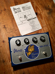 Ibanez FP-777 Flying Pan Reissue Limited Edition Phaser Effektpedal