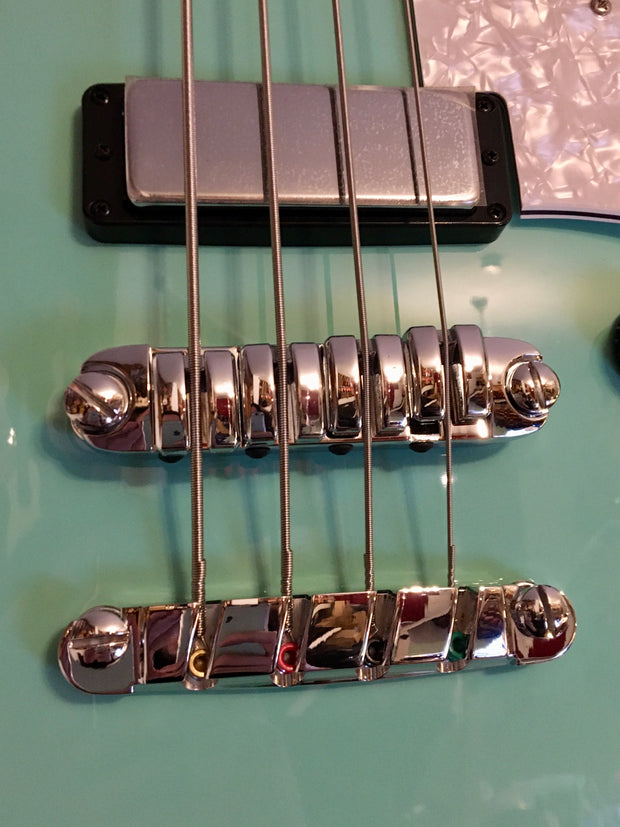 Ibanez AGB260-SFG Artcore Semi-Hollow E-Bass