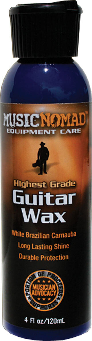 Music Nomad MN102 Guitar Wax Pflegemittel