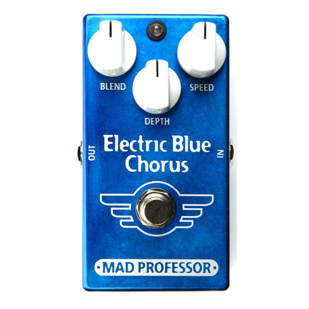 Mad Professor Electric Blue Chorus Factory Made Effektpedal