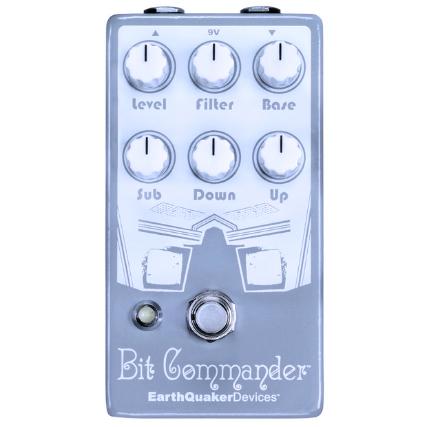 Earthquaker Devices Bit Commander V2 Analog Octave Synth Effektpedal