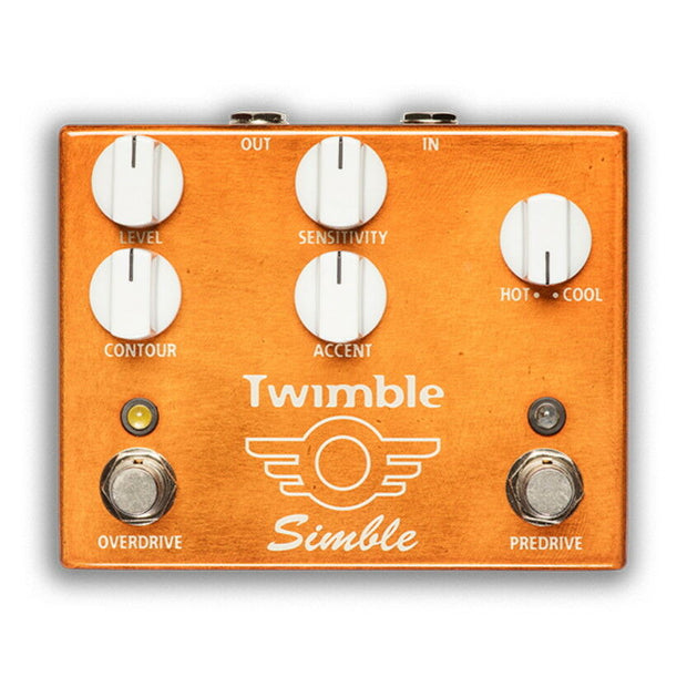 Mad Professor Twimble Simble Overdrive/Booster Factory Made Effektpedal