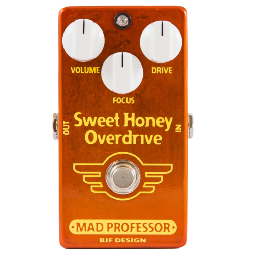 Mad Professor Sweet Honey Overdrive Factory Made Effektpedal