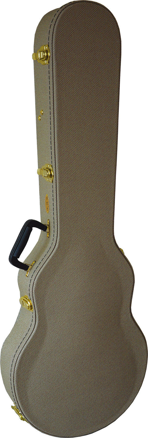 SCC 650106 Les Paul Arched Taupe Tweed Gitarrenkoffer