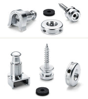 Schaller S-Locks Nickel Security Locks