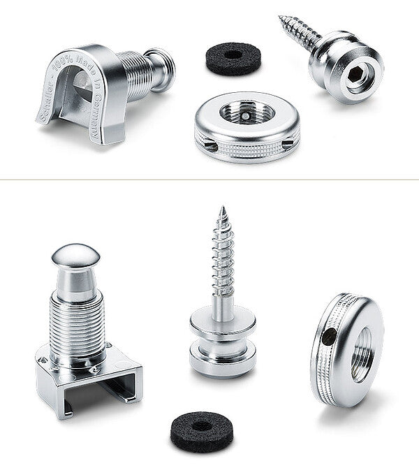 Schaller S-Locks Ruthenium Security Locks