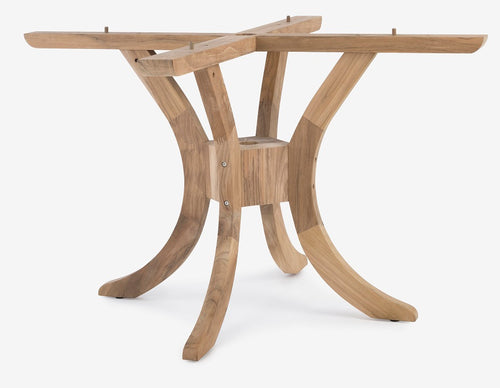 Banana Pedestal Table Base