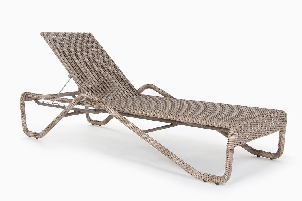Boracay Chaise, Stackable