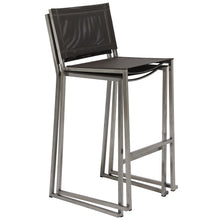 Load image into Gallery viewer, Firenze Bar Chair, Stacking