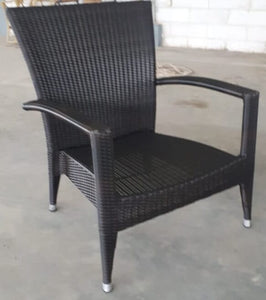 Granada DS Club Arm Chair, Stacking