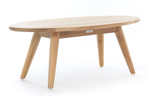 Copenhagen Oval Coffee Table (24*47
