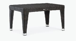 Napoli Poolside Rect table 24x16x15H