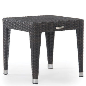 Napoli Square sidetable/Backless Stool, Java