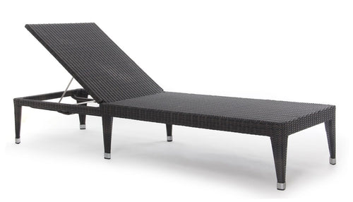 Napoli Chaise Lounger (6 leg) XL, Java (NM)