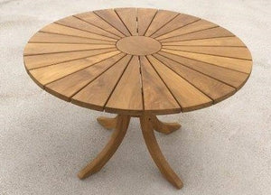 Sunshine Tabletop, Rnd, M 39x39in