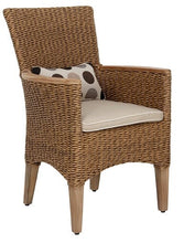 Load image into Gallery viewer, Tanzania Arm Chair w/ Teak Arms
