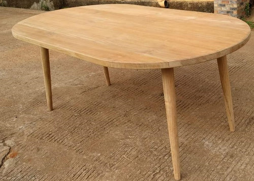 Copenhagen Rect/Oval Table XL BASE ONLY (for 79/83x43/39