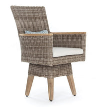 Load image into Gallery viewer, Tanzania Swivel Armchair (Cushions Additional)