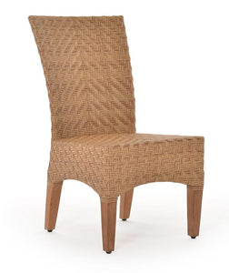 Zanzibar Side Chair, Natural
