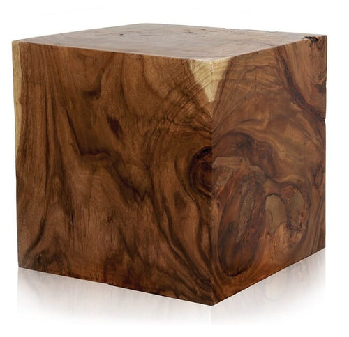 Cube End Table, med (14