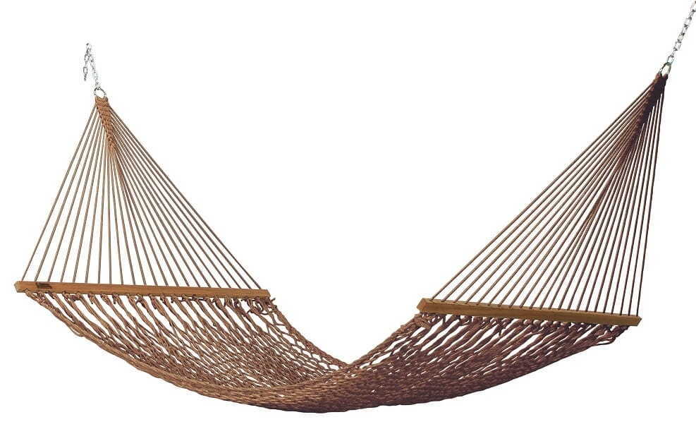 2 person Duracord rope Hammock