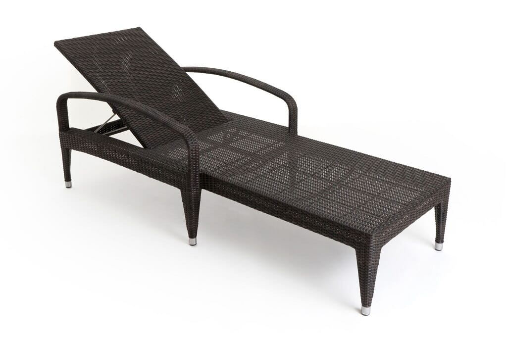Granada Chaise, adjustable - Java, (NM)