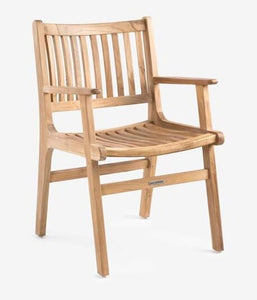 Haven Armchair, Teak
