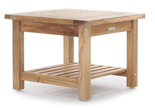 Carlisle Square Side Table (24x24
