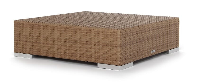 Torino Ottoman/Coffee Table, Natural Flat (star)