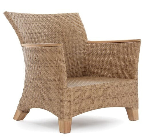 Zanzibar Club Chair, Natural