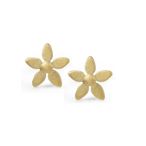 BY BIEHL FORGET-ME-NOT EARRINGS