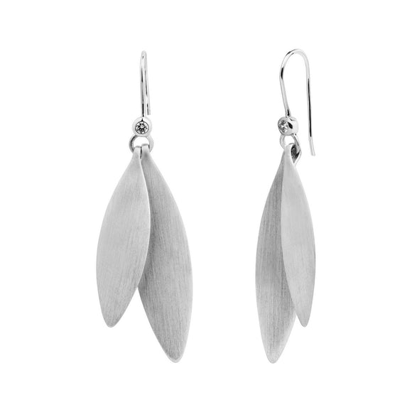 BY BIEHL OLIVE EARRINGS