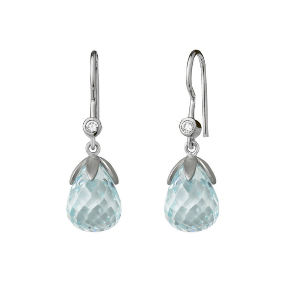 BY BIEHL PRISMA EARRING - LIGHT BLUE