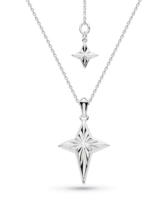 Kit Heath Empire Astoria Star Cross Necklace