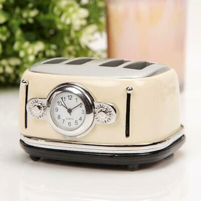 Miniature Toaster Clock