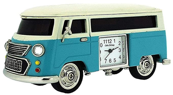 Miniature Campervan Clock
