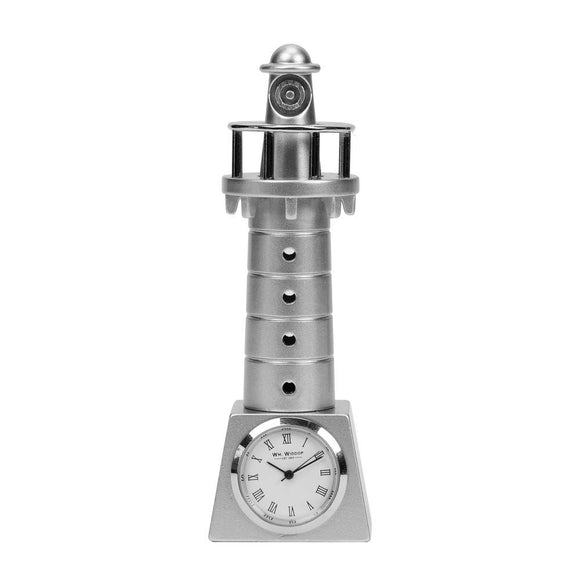 Miniature Lighthouse Clock