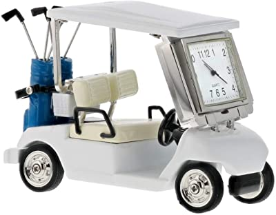 Miniature Golf Caddy Clock
