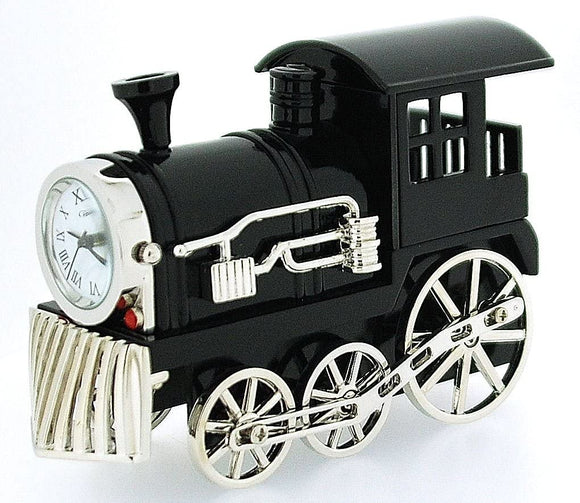 Miniature Locomotive Clock