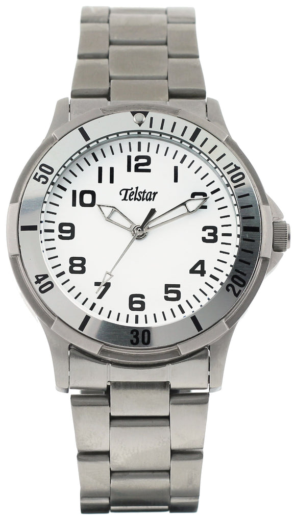 Telstar SS Boys Bracelet Watch