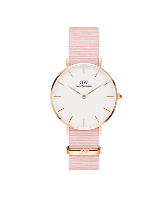 Daniel Wellington - Rose Gold Petite Rosewater 32mm Watch
